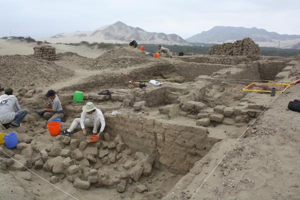 Prof. Edward Swenson's 2011 field school in Peru