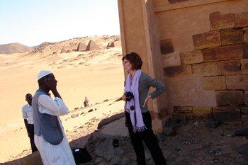 Professor Janice Boddy conducting ethnographic field research in Sudan.jpg