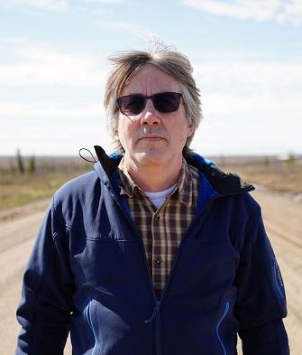 Photo of Professor Max Friesen
